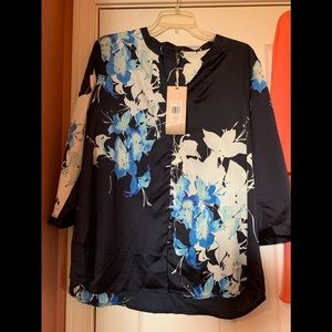 New with tags Floral top